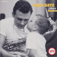 Stan Getz. Stan Getz Plays (CD)