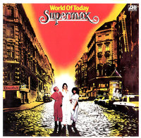Supermax. World Of Today (Exclusive in Russia) (LP)
