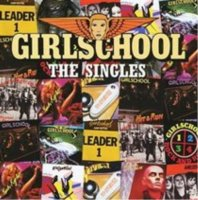 Audio CD Girlschool. Singles Collection