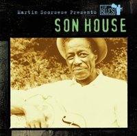 Son House. Martin Scorsese Presents The Blues: Son (CD)