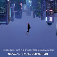 Audio CD Original Motion Picture Soundtrack. Daniel Pemberton ‎– Spider-Man: Into The Spider-Verse / Саундтрек к фильму Человек-паук: Через вселенные
