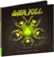 Audio CD Overkill. The Wings Of War