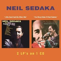 Audio CD Neil Sedaka. Little Devil / The Many Sides Of Neil Sedaka