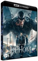 Веном (Blu-Ray 4K Ultra HD) / Venom