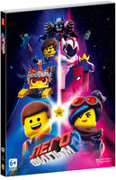 DVD Лего Фильм 2 / The Lego Movie 2: The Second Part