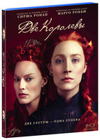 Blu-Ray Две королевы (Blu-Ray) / Mary Queen of Scots