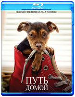 Путь домой (Blu-Ray) / A Dog's Way Home
