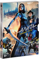 Blu-Ray Алита: Боевой ангел (Blu-Ray) / Alita: Battle Angel