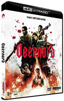 Оверлорд (Blu-Ray 4K Ultra HD + DVD) + артбук / Overlord