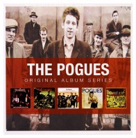 Audio CD The Pogues. Original Album Series