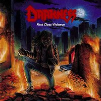 Darkness. First Class Violence (CD)