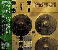 Porcupine Tree. Octane Twisted (DVD + CD)