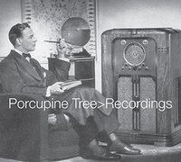Porcupine Tree. Recordings (CD)