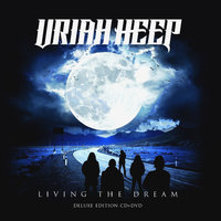 Uriah Heep. Living The Dream (Deluxe Edition) (DVD + CD)