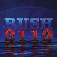 Rush. 2112 (Deluxe Edition) (Blu-Ray + CD)