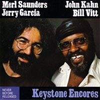 Merl Saunders & Jerry Garcia. Keystone Encores (CD)
