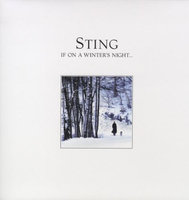 Sting. ‎If On A Winter's Night… (LP)
