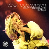 LP Veronique Sanson. Bernard's Song (Remix By Funky French League) (LP)