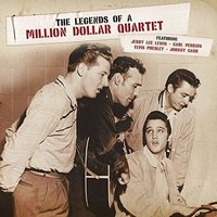 Various Artists. The Million Dollar Quartet (LP)