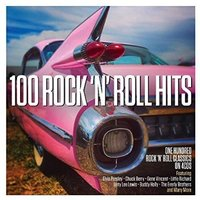 Audio CD Various Artists. 100 Rock 'n' Roll Hits