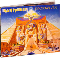 Iron Maiden. Powerslave (CD)