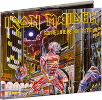 Iron Maiden. Somewhere In Time (CD)