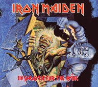 Iron Maiden. No Prayer For The Dying (CD)