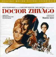 Original Motion Picture Soundtrack. Maurice Jarre - Doctor Zhivago (CD) / Саундтрек к фильму: Доктор Живаго