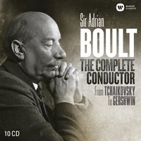Audio CD Sir Adrian Boult. The Complete Conductor - From Tchaikovsky to Gershwin