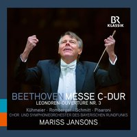 Audio CD Mariss Jansons. Beethoven: Messe C-Dur