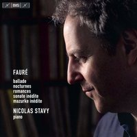 SACD (Super Audio CD) Nicolas Stavy. Faure: Piano Music