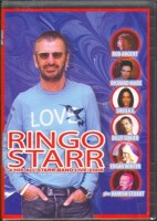 DVD STARR RINGO. RINGO STARR AND THE ALL-STARR. BAND 2006