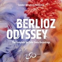 SACD (Super Audio CD) London Symphony Orchestra / Sir Colin Davis. Berlioz Odyssey - The Complete Sir Colin Davis Recordings