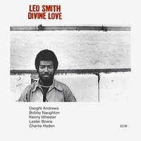 Audio CD Leo Smith. Divine Love