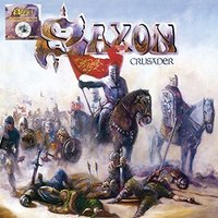 LP Saxon. Crusader (Limited Edition) (LP)