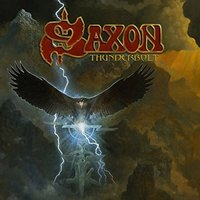 LP Saxon. Thunderbolt (Limited Edition) (LP)