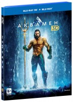 Аквамен (Real 3D Blu-Ray) / Aquaman