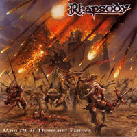 Rhapsody. Rain Of A Thousand Flames (CD)