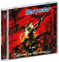 Audio CD Rhapsody. Dawn Of Victory
