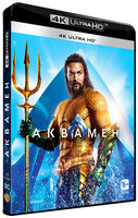 Аквамен (Blu-Ray 4K Ultra HD) / Aquaman