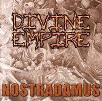 Divine Empire. Nostradamus (CD)