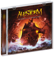 Alestorm. Sunset On The Golden Age (CD)