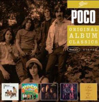 Poco. Original Album Classics (5 CD)