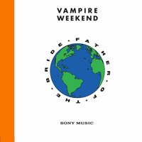 Vampire Weekend. Father of the Bride (CD)