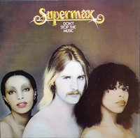 Supermax. Don't Stop The Music (Exclusive in Russia) (LP)