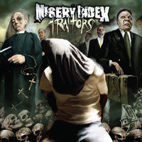 Misery Index. Traitors (CD)