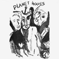 Bob Dylan. Planet Waves (LP)