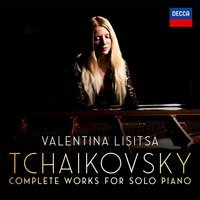 Audio CD Valentina Lisitsa. Tchaikovsky: The Complete Solo Piano Works