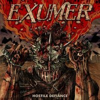 Audio CD Exumer. Hostile Defiance