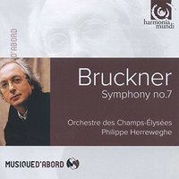 Audio CD Anton Bruckner: Symphonie No. 7